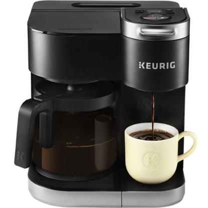 Picture of Keurig® Cafe K-Duo Single Serve & 12-Cup Coffee Maker