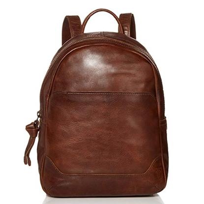 Picture of Frye Melissa Medium Backpack - Dark Brown