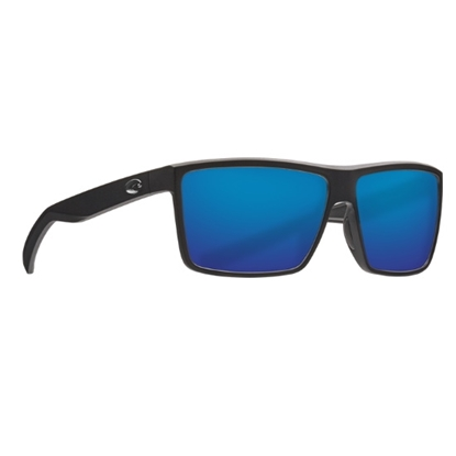 Picture of Costa Rinconcito - Matte Black with Blue Mirror Polarized Lens