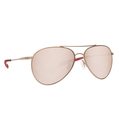 Picture of Costa Piper - Satin Rose Gold/Silver Copper Mirror Polarized