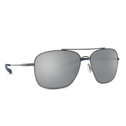 Picture of Costa Canaveral - Brushed Gray/Gray Silver Mirror Polarized