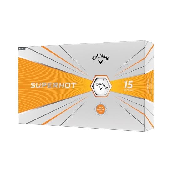 Picture of Callaway Superhot Golf Balls - 30-Pack