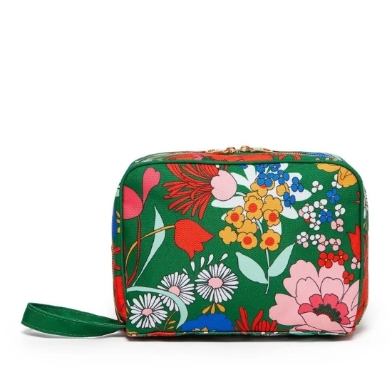 Picture of Ban.do Getaway Toiletry Bag - Superbloom