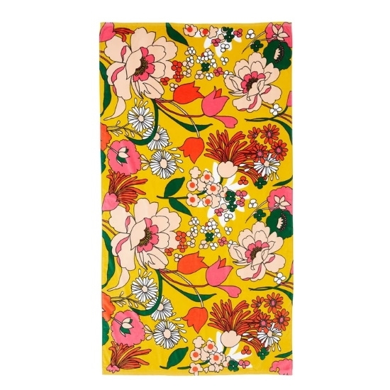 Picture of Ban.do Beach Please! Giant Towel - Superbloom