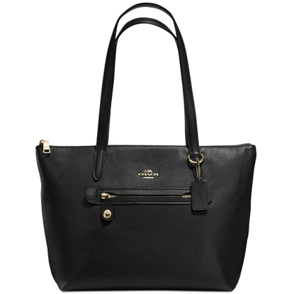 Picture of Coach Leather Taylor Tote