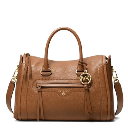 Picture of Michael Kors Carine Medium Satchel