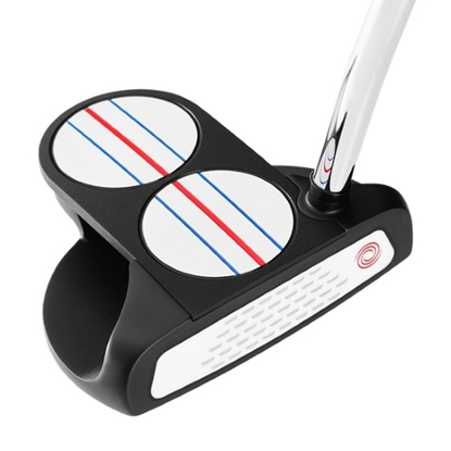 Picture of Odyssey Triple Track 2Ball OS Grip Putter