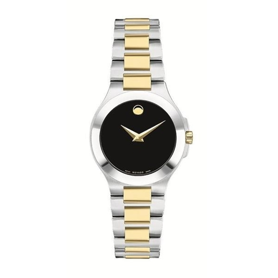 Picture of Movado® Women's Classic Two Tone Watch