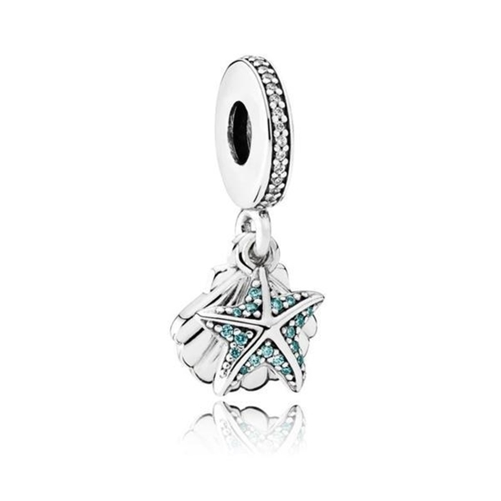 Picture of Pandora® Tropical Starfish & Sea Shell