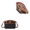 Picture of Dooney & Bourke™ Wayfarer Domed Crossbody - Black