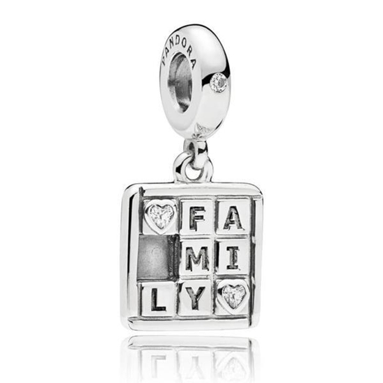 Picture of Pandora® Family Game Night Dangle Charm