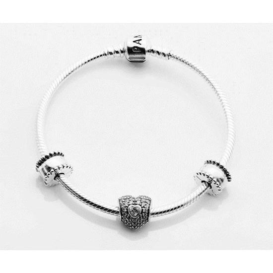 Picture of Pandora® Light of My Life Bracelet - Size 8.3