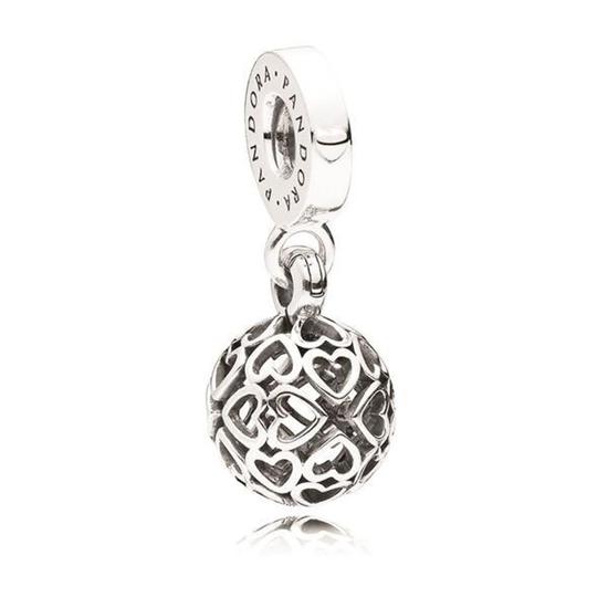 Picture of Pandora® Harmonious Hearts Dangle Charm
