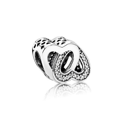 Picture of Pandora® Entwined Love Charm