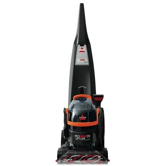 Picture of Bissell® ProHeat 2X® Lift-Off® Pet Upright Carpet Cleaner