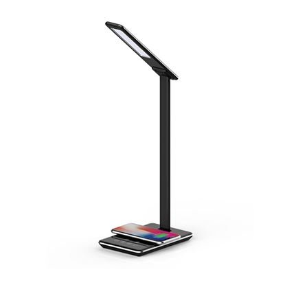 Picture of Supersonic LED Desk Lamp with Qi Charger