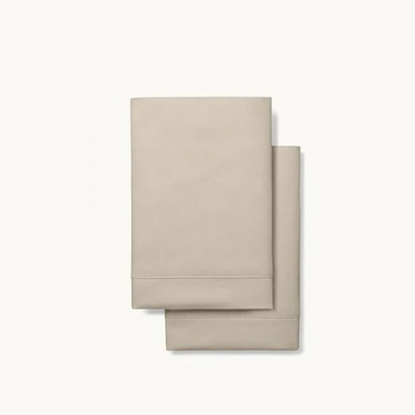 Picture of Boll & Branch Classic Hemmed Standard Pillowcase Set