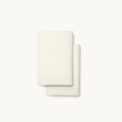 Picture of Boll & Branch Percale Tailored Pillowcase Set