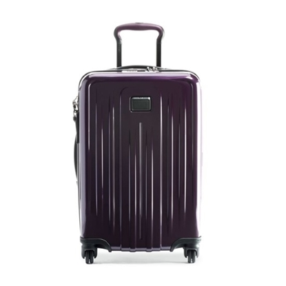 Picture of Tumi V4 International Expandable 4 Wheel Carry-On - Blackberry