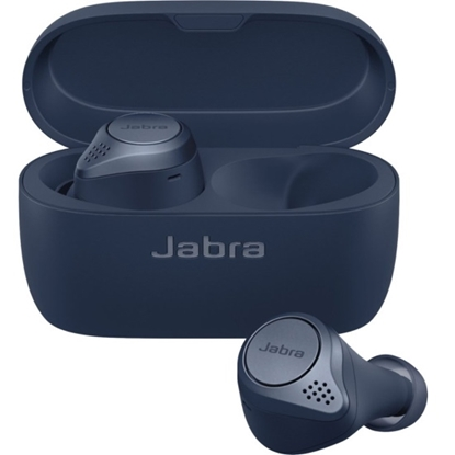 Picture of Jabra Elite Active 75t True Wireless Earbuds - Navy