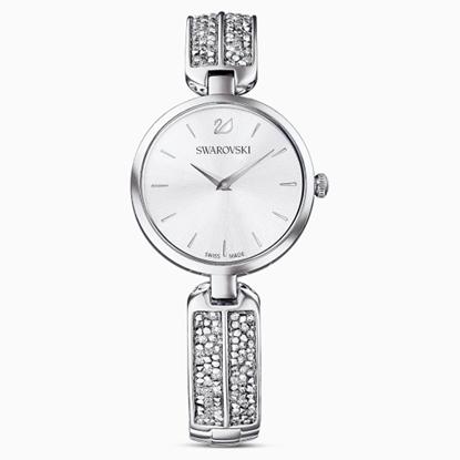 Picture of Swarovski Dream Rock Watch - Silver/Crystal
