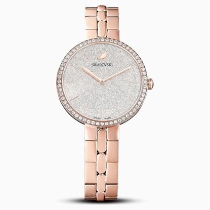 Picture of Swarovski Cosmopolitan Watch - Silver/Rose Gold