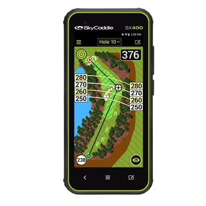 Picture of SkyCaddie SX400 Handheld Golf GPS