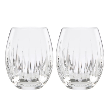 Picture of Reed & Barton SOHO Stemless Wine Glasses - Set of 2