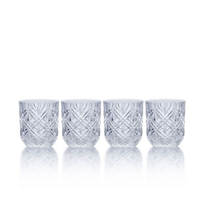 Picture of Mikasa Claremont 10oz. DOF Glasses - Set of 4