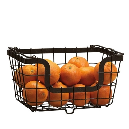 Picture of Mikasa Gourmet Basics General Store Wire Basket