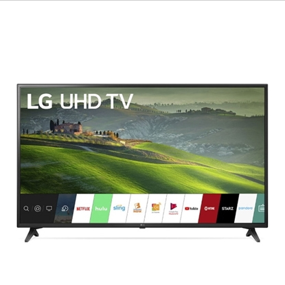 Picture of LG 43'' 4K UHD Smart LED TV with HDMI™ Cable