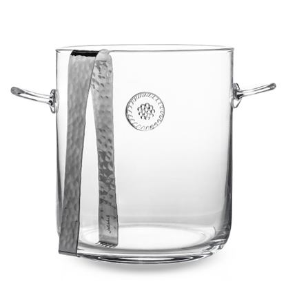 Picture of Juliska Berry & Thread Ice Bucket with Tongs