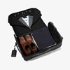 Picture of Hook & Albert Garment Luggage Carry-On - Black