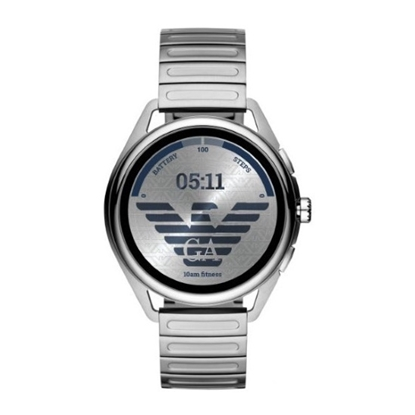 Picture of Emporio Armani Matteo Stainless Steel Smartwatch