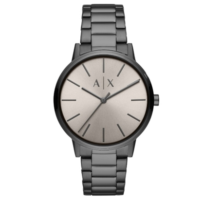 Picture of Armani Exchange Cayde Grey Stainless Steel Watch