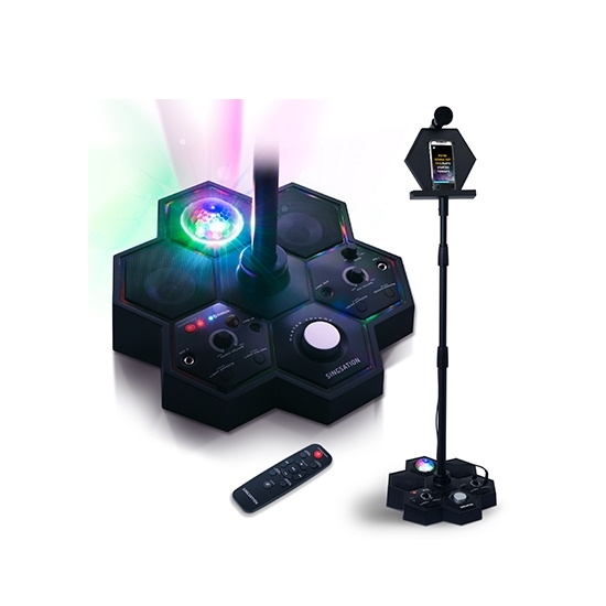 Picture of 808 Performer Deluxe All-In-One Party System/Wireless Speaker