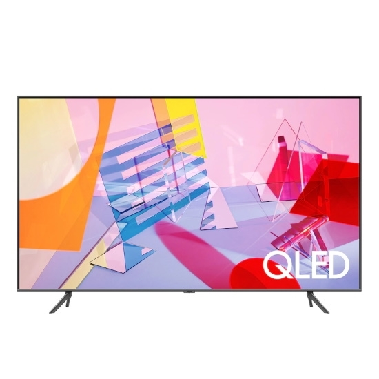 Picture of Samsung 55'' HDR 4K Ultra HD Smart QLED TV with HDMI Cable