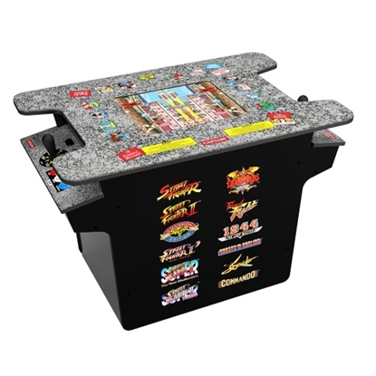 Picture of Arcade1Up Street Fighter 2 Head-to-Head Game Table
