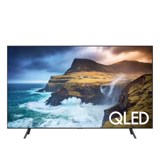 Picture of Samsung Q70R 55'' 4K UHD Smart QLED TV with HDMI™ Cable