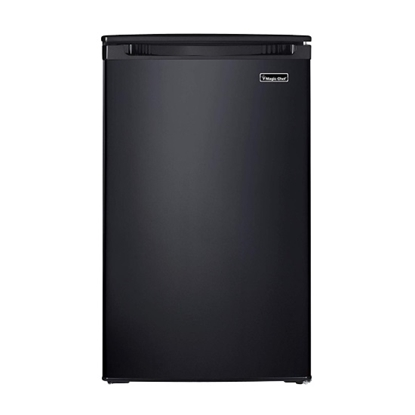 Picture of Magic Chef 4.4 Cu.Ft. Fridge with Push Defrost - Black