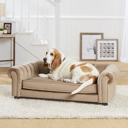 Picture of Enchanted Home Pet Sullivan Sofa - Shiitake