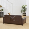 Picture of Enchanted Home Pet Ludlow Sofa - Brown