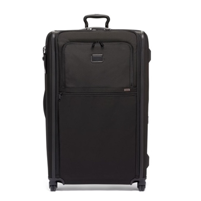 Picture of Tumi Alpha 3 Worldwide Trip 4-Wheeled Packing Case - Black