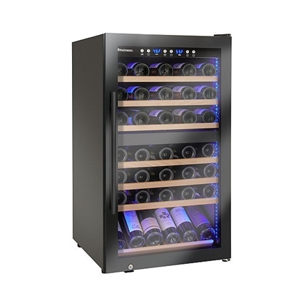 Picture of Wine Enthusiast® 70-Bottle Dual Zone Wine Cellar