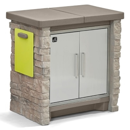 Picture of Step2® Stonefront Patio Collection Cooler & Storage™