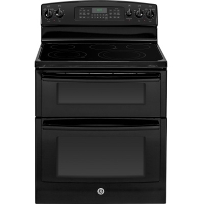 Picture of GE® 30'' Electric Double Oven - Black