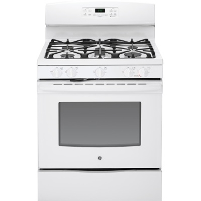 Picture of GE® 30'' Gas Range - White