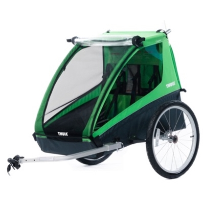 Picture of Thule® Cadence Bicycle Trailer - Green