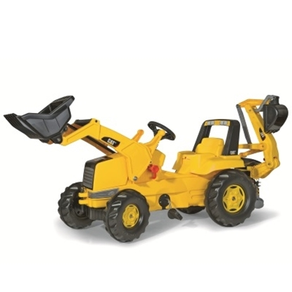 Picture of Kettler CAT Backhoe Loader