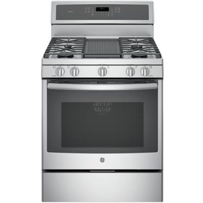 Picture of GE® Profile 30'' Free-Standing Gas Convection Range